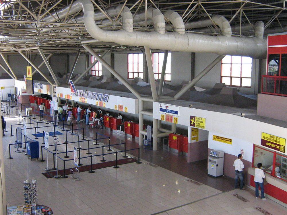 Terminal 3 del Aeropuerto José Martí