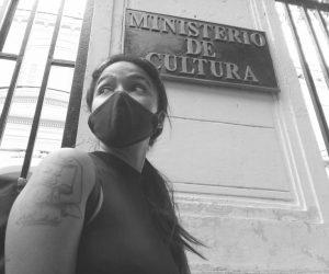 Gas pimienta y reconciliación: Así fue la «quedada» en el Ministerio de Cultura de Cuba