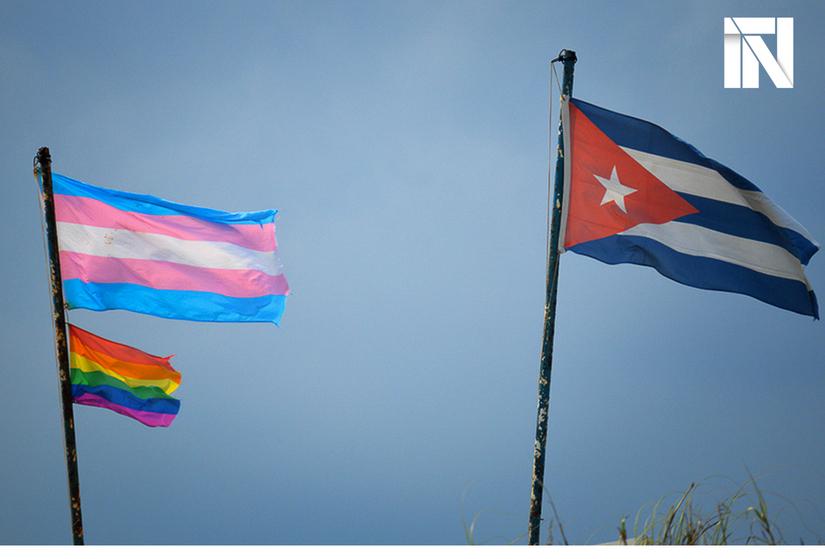 Bandera CUBA, Trans y Gay