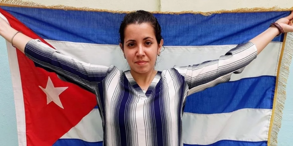 Camila Acosta. Foto: Cubanet