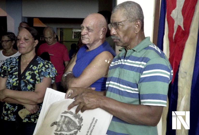 Discusiones de la reforma constitucional en Cuba