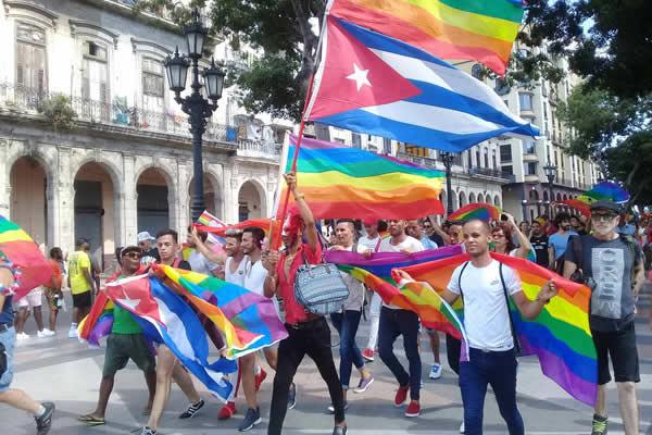 Marcha LGBT independiente de La Habana 2019