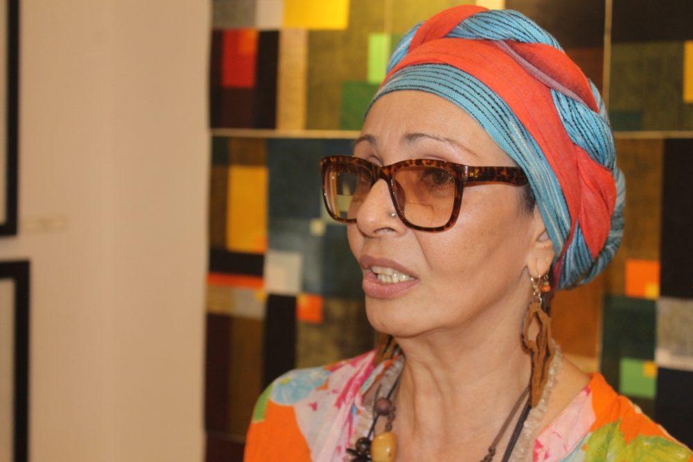 Lourdes Suárez la cimarrona delHip hop Cuba