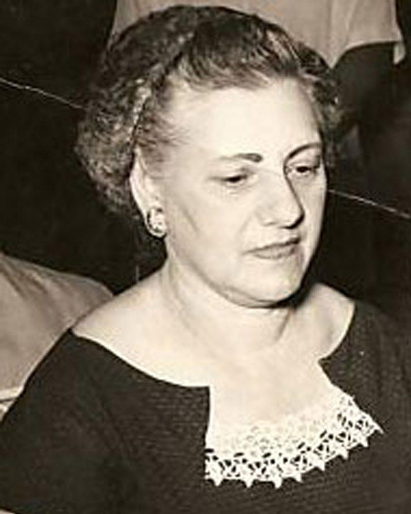 Maria Teresa Mora de Cuba