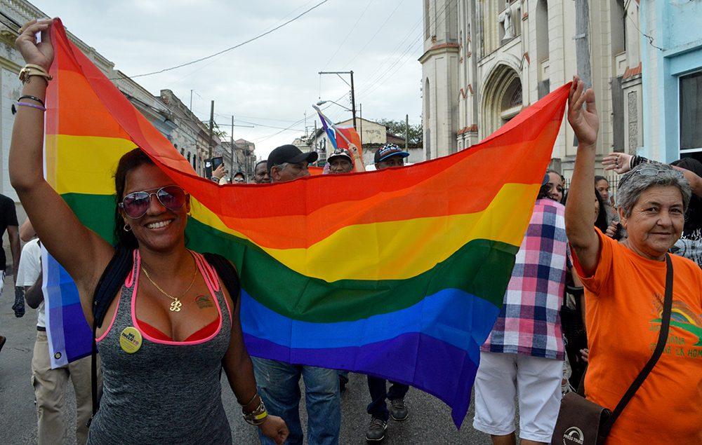 Marcha LGBTIQ en Cuba