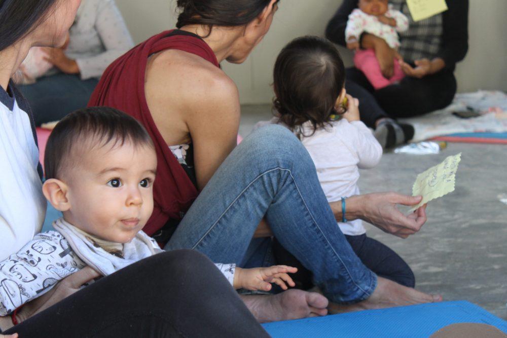 Estimulación temprana en Materclub de Cuba