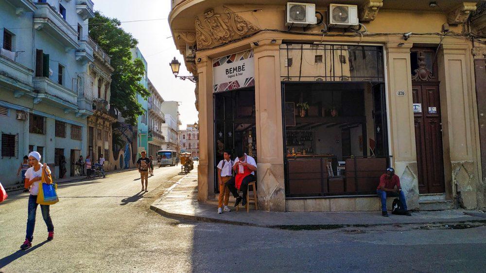 Negocio en Cuba