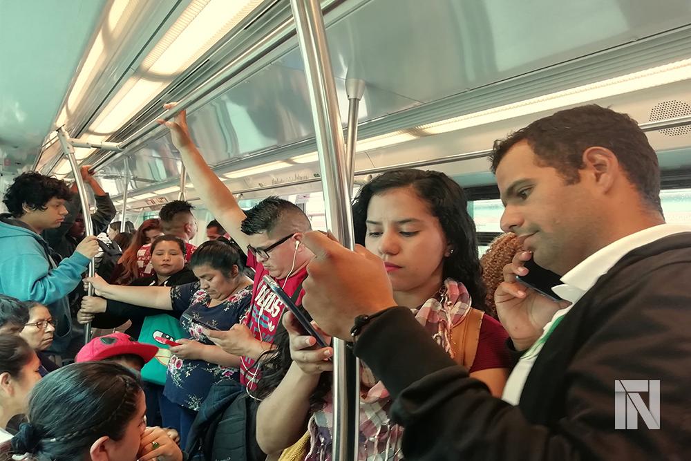 Transporte público en Perú. Corredor migratorio