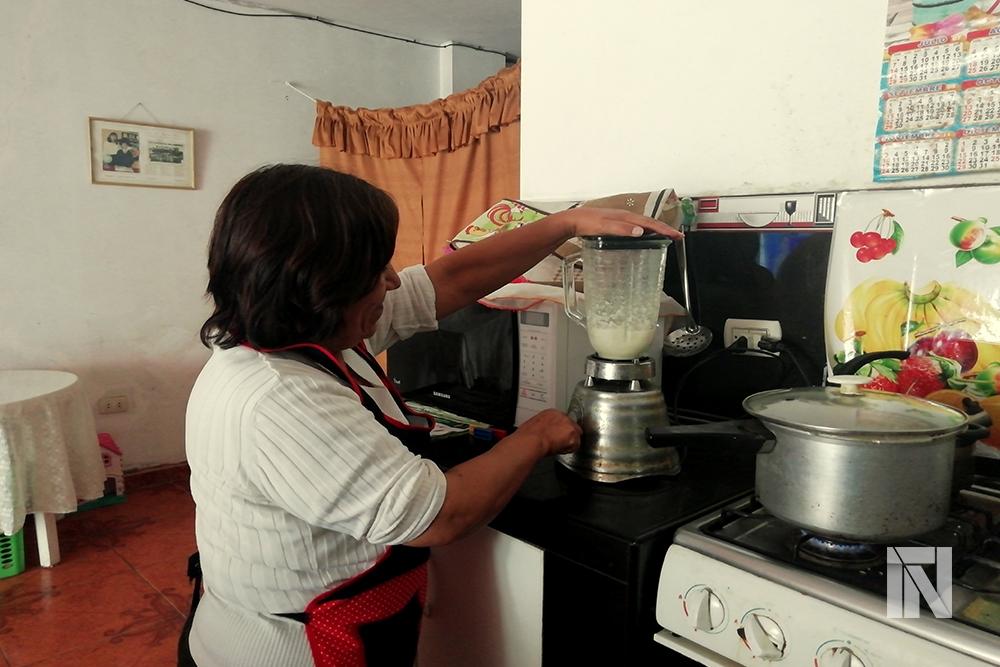 Soledad una cubana en Perú