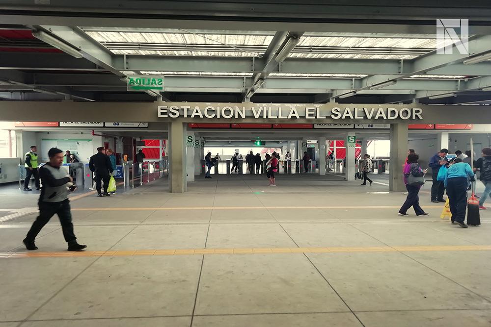 El Salvador, estación