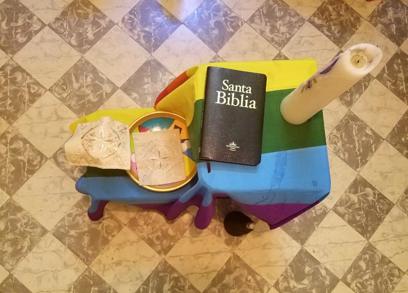 iglesia biblia dios