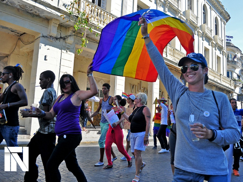 Marcha independiente LGBTIQ+ en Cuba 2019