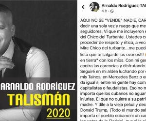 """Arnaldo Rodríguez y Eduardo del Llano responden con homofobia a la """"lista roja"""" del influencer Alexander Otaola"""