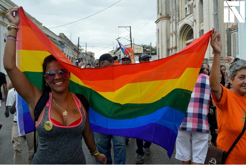 Marcha Orgullo Gay en Cuba by Yariel Valdes