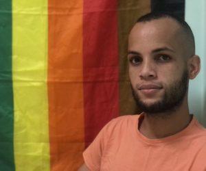 «Mercenarismo»: El delito que la Seguridad del Estado usa para presionar al activista LGBTIQ+ Raúl Soublett