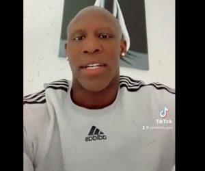 El boxeador Yordenis Ugás habló de su alopecia y aprovechó para dar un mensaje alentador a personas rechazadas por su apariencia